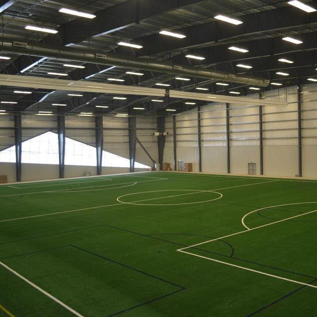 County of Grande Prairie Sportsplex